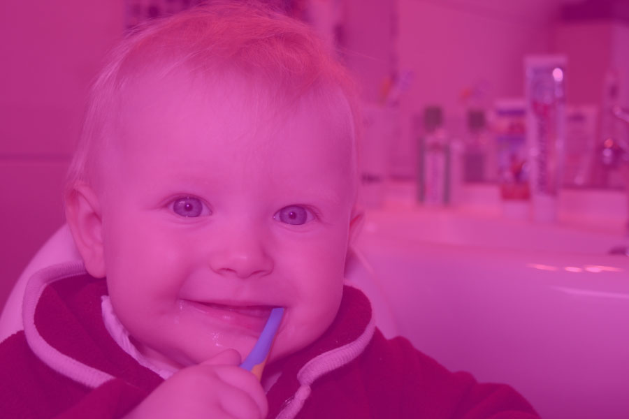 Benefits of Teaching A Dental Routine To Children