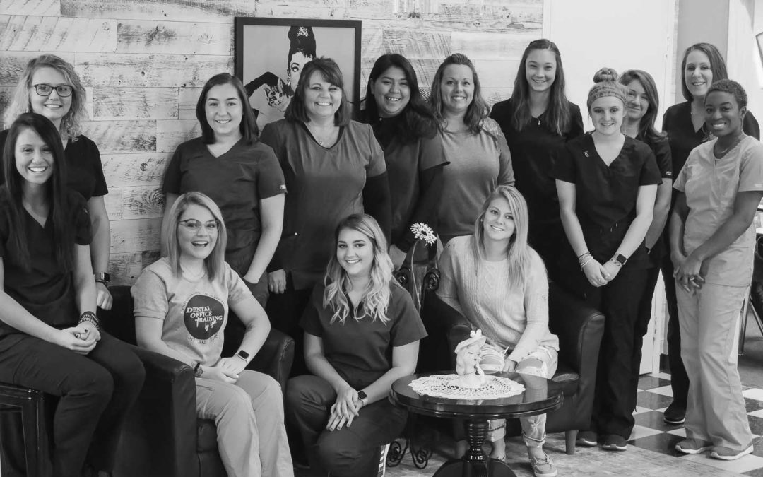 Fall 2018 Dental Assistant Graduates
