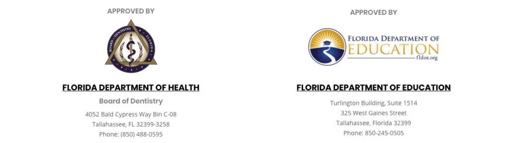 Florida ACCREDITATIONS